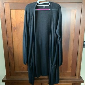 NWOT Mossimo Sweater Cardigan